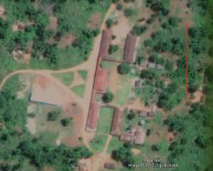 L'école (Google Earth)