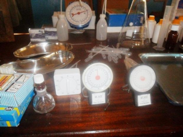 matériels de laboratoire de biochimi