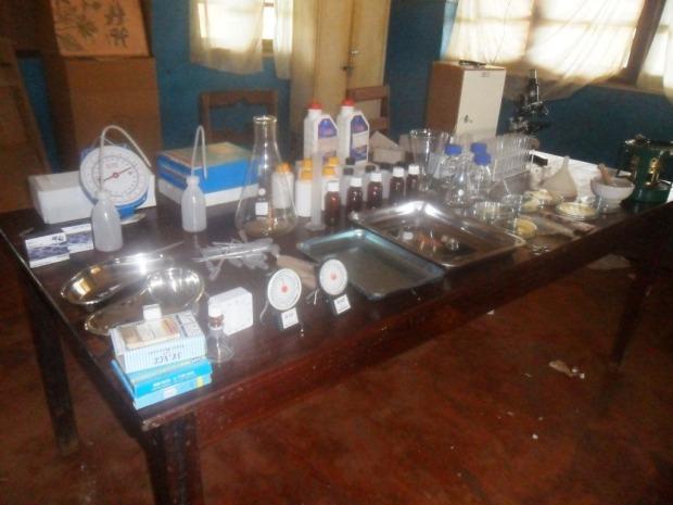 Matériels de laboratoire de biochimie achetés