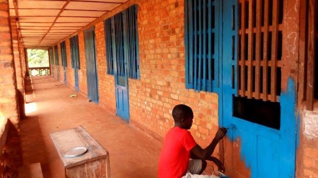 peinture des portes et fenêtres