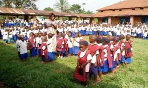 Proclamation des résultats du 1er trimestre Eléves de la maternelle